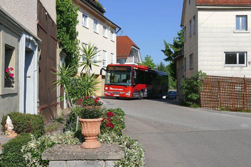 Bessere Busverbindungen im Raum Winnenden und Berglen